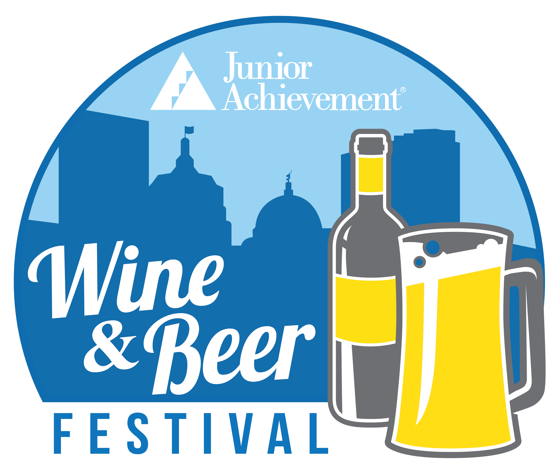 Junior achievement wine festival. Drinking clipart beer tasting