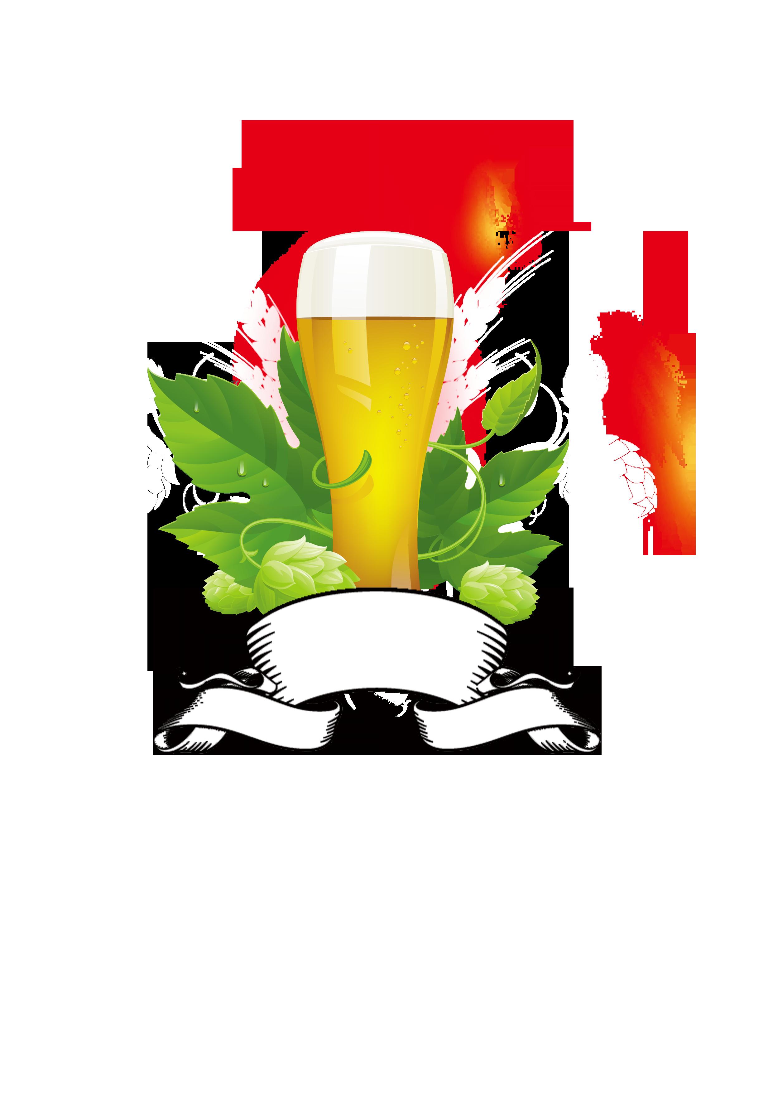India pale ale clip. Hops clipart beer logo
