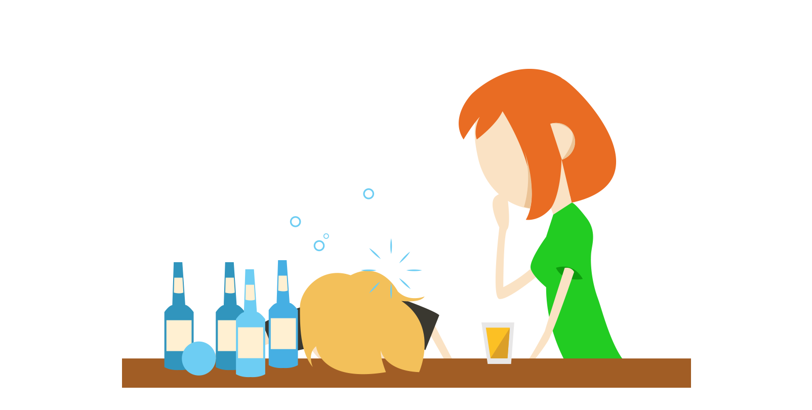 Worry clipart psychological abuse. Effects of alcohol addiction