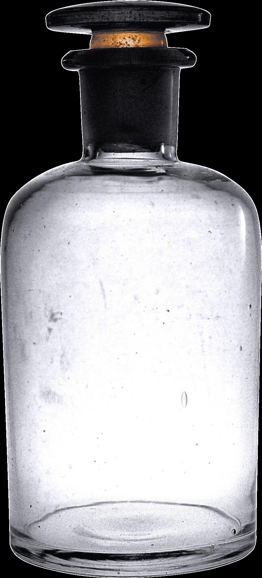 Vintage transparent png stickpng. Drinking clipart empty bottle