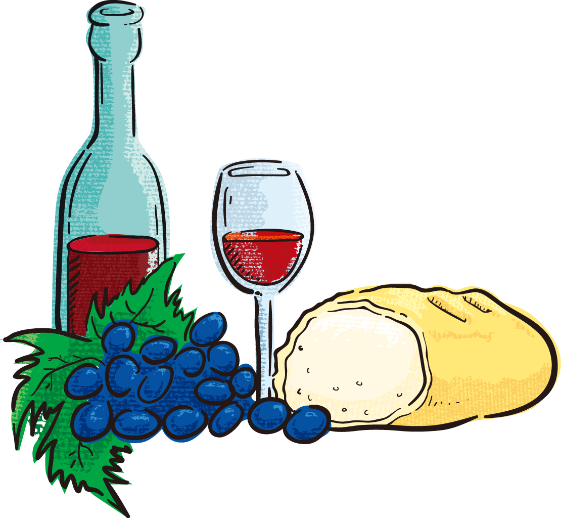 Glass hospitality food clip. Pineapple clipart wine
