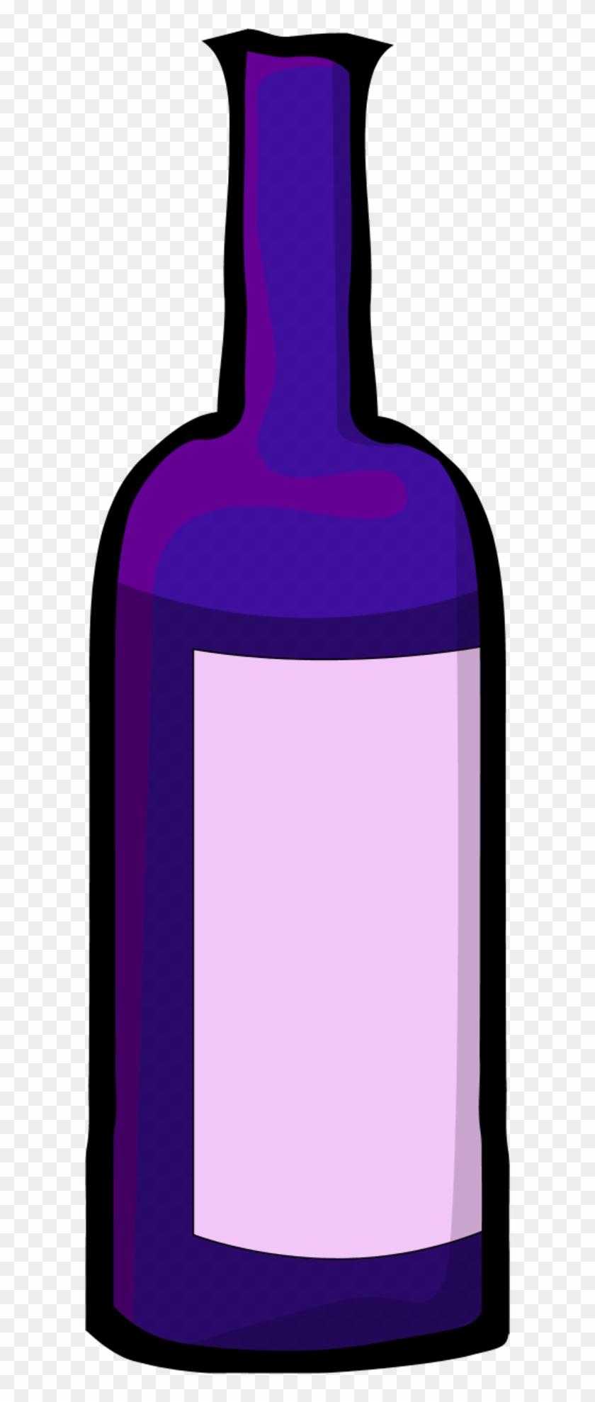 Drinking clipart purple wine. Food bottle gallery free