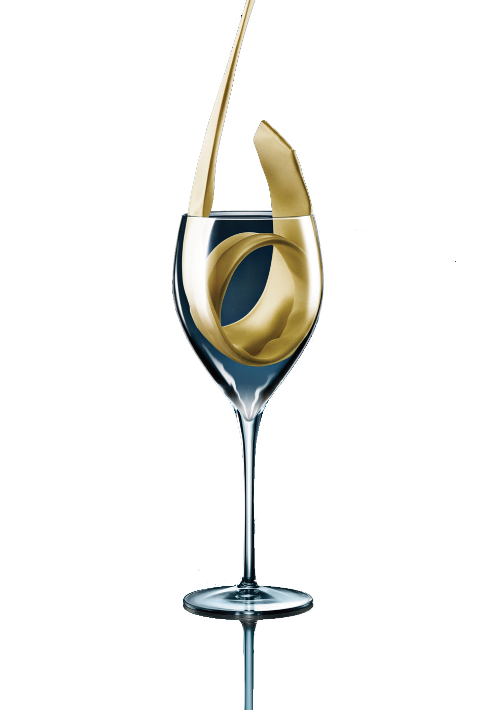 Pineapple clipart wine. White glass clip art