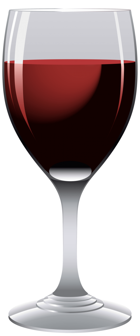 Grapes clipart wine glass. Red image png free