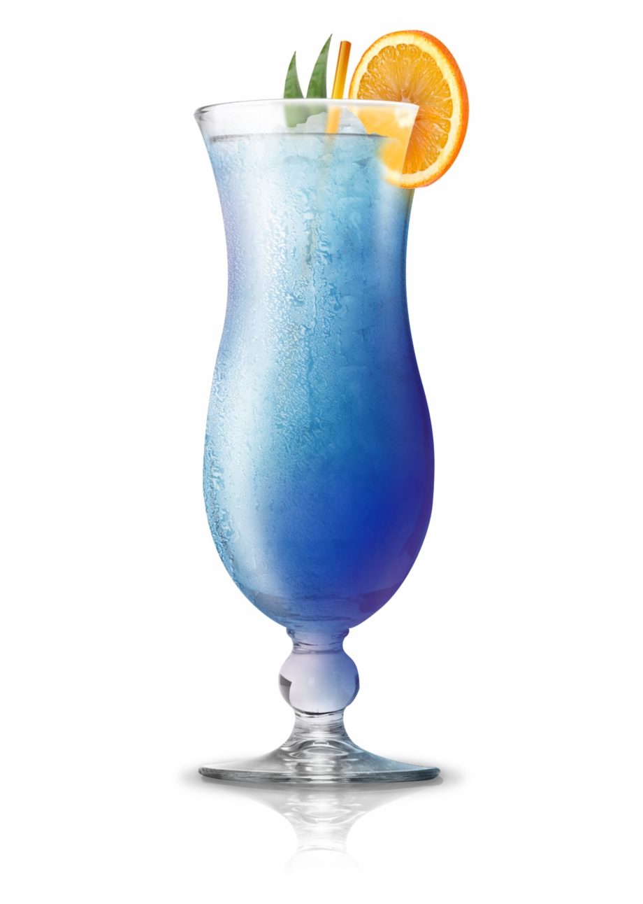 drinks clipart blue cocktail