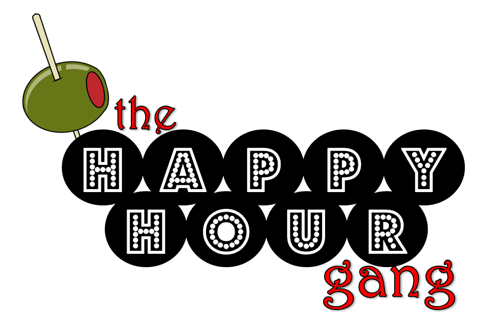 Drinks clipart happy hour, Drinks happy hour Transparent ...