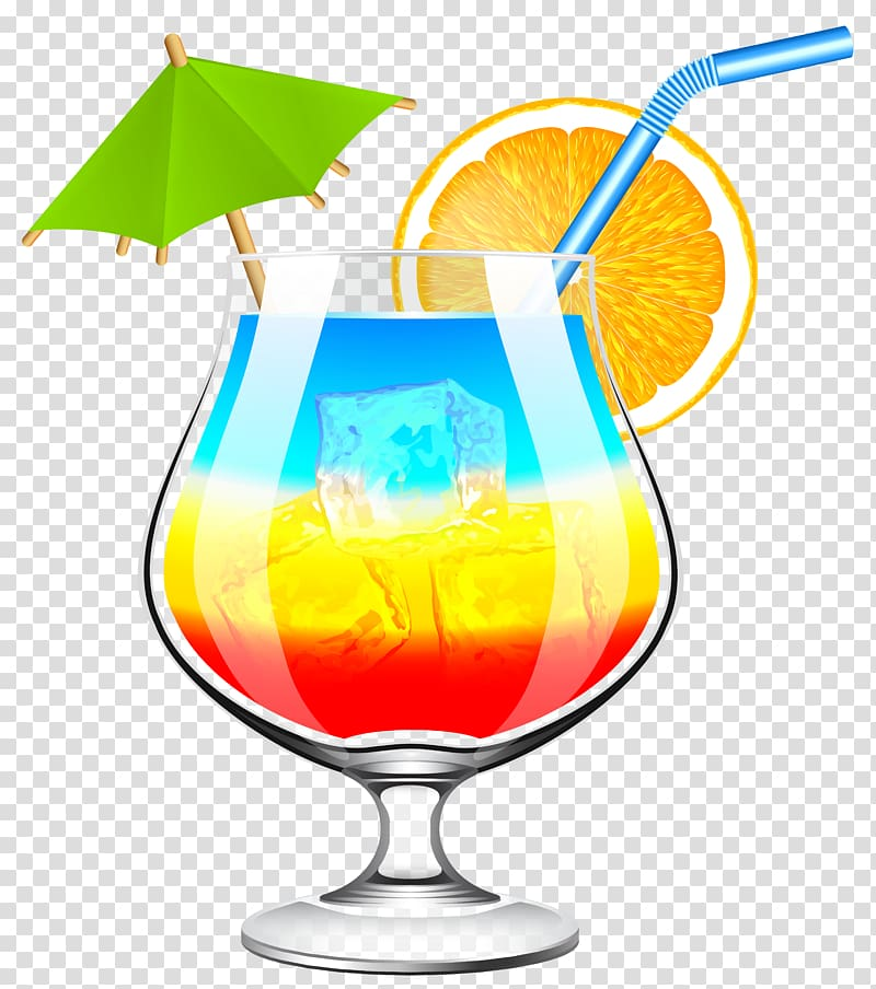 Cocktail martini margarita blue. Drinks clipart hawaiian drink