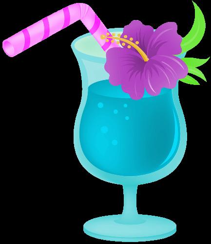 Drinks clipart hawaiian drink. Cliparts zone