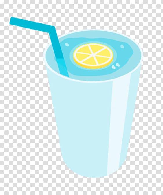 Juice drinking cartoon decorative. Drinks clipart ice drink