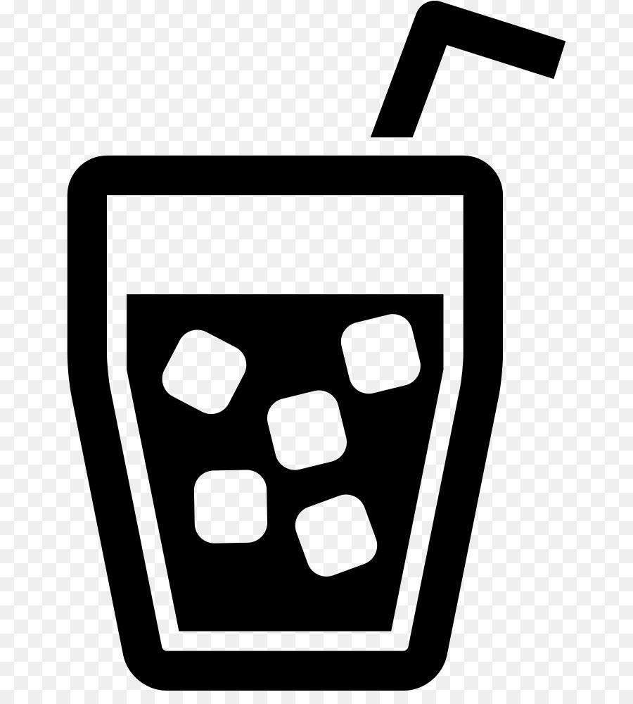 Drinks clipart ice drink. Cream cartoon black transparent