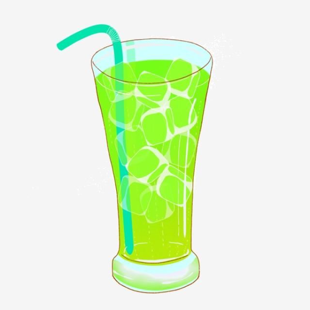 Drinks clipart ice drink. Summer lemon cool soda