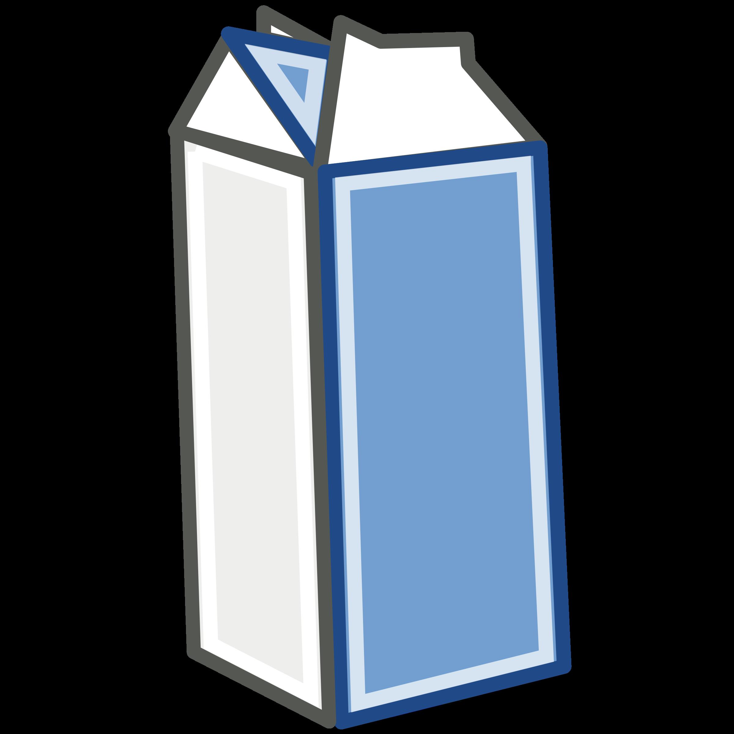 drinks clipart milk carton