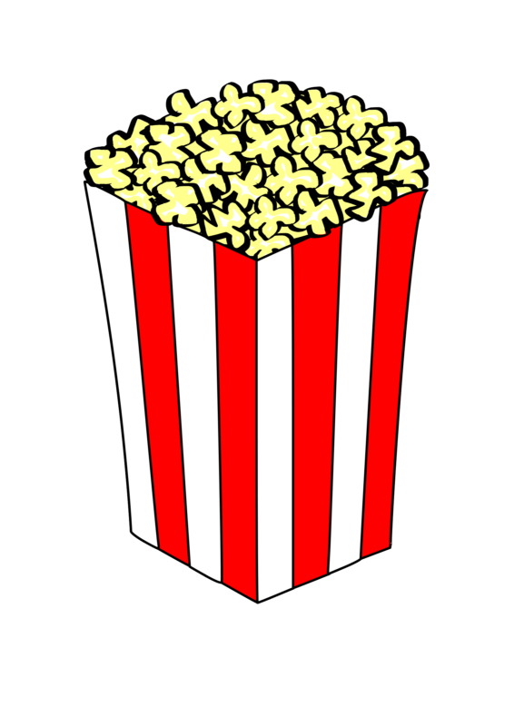 Drinks clipart popcorn. Free images photos download