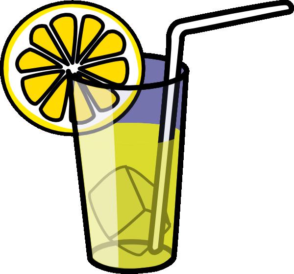 Lemonade clip art at. Drinks clipart punch drink