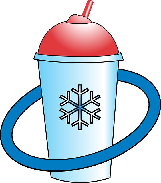 Free photo slurpee beverage. Drinks clipart refreshments