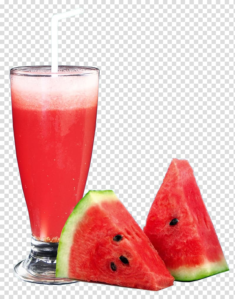 Two slices of and. Watermelon clipart watermelon drink