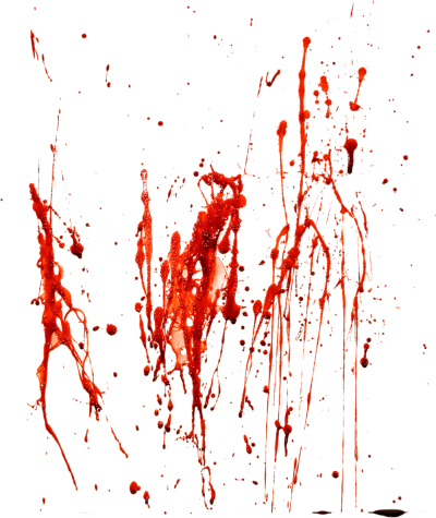 Download free transparent image. Dripping blood png