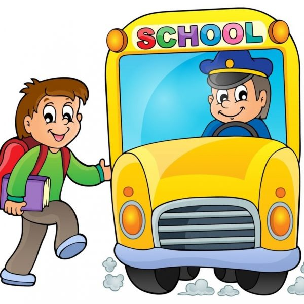 school buses images. Driver clipart