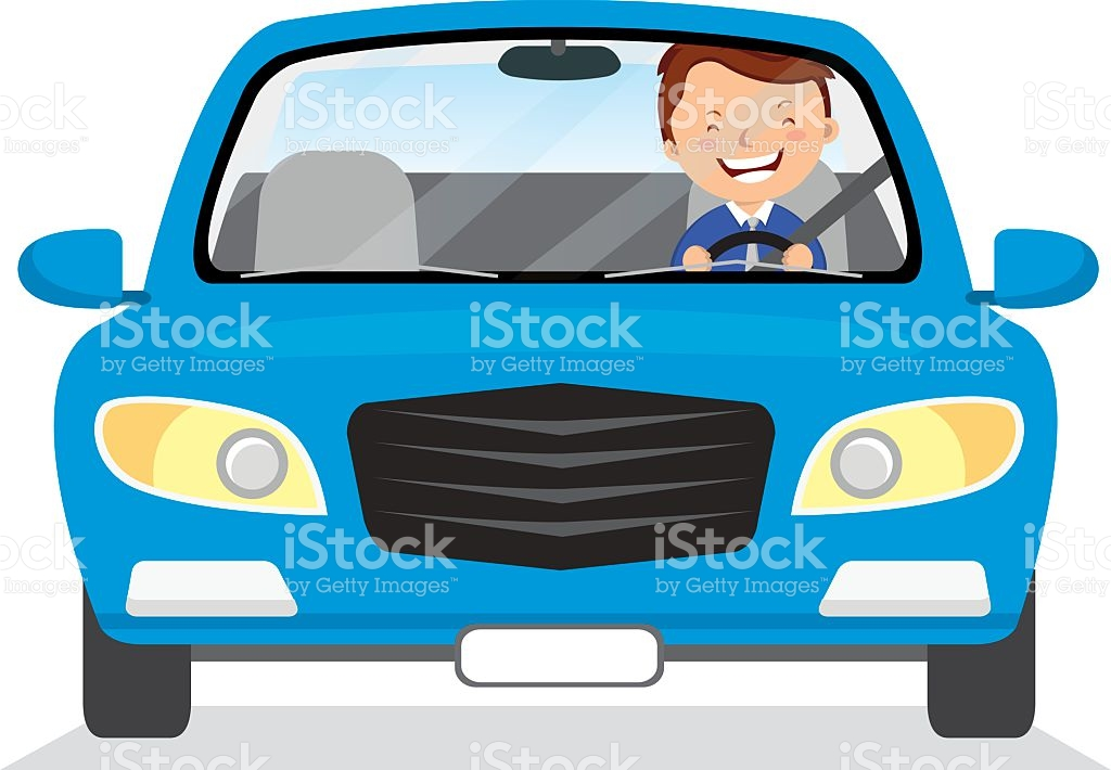 Station . Driving clipart car owner