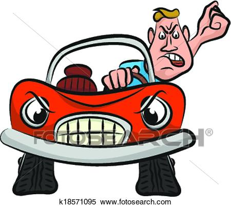 Portal . Driver clipart angry