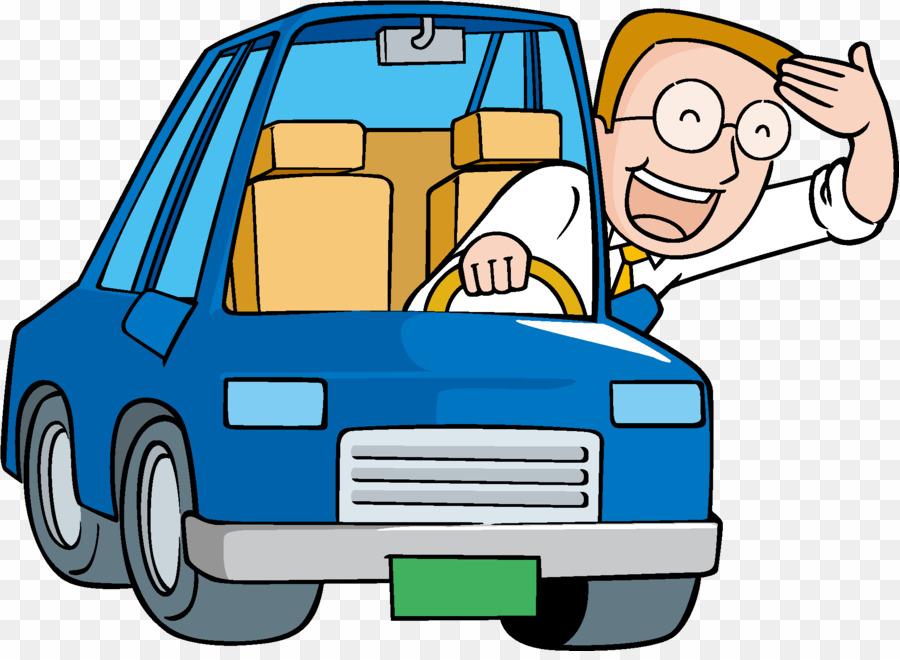 Png driving download . Driver clipart cartoon