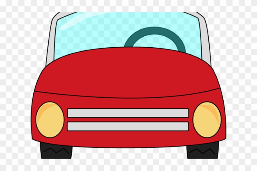 Driver clipart drive away. Png red car driving