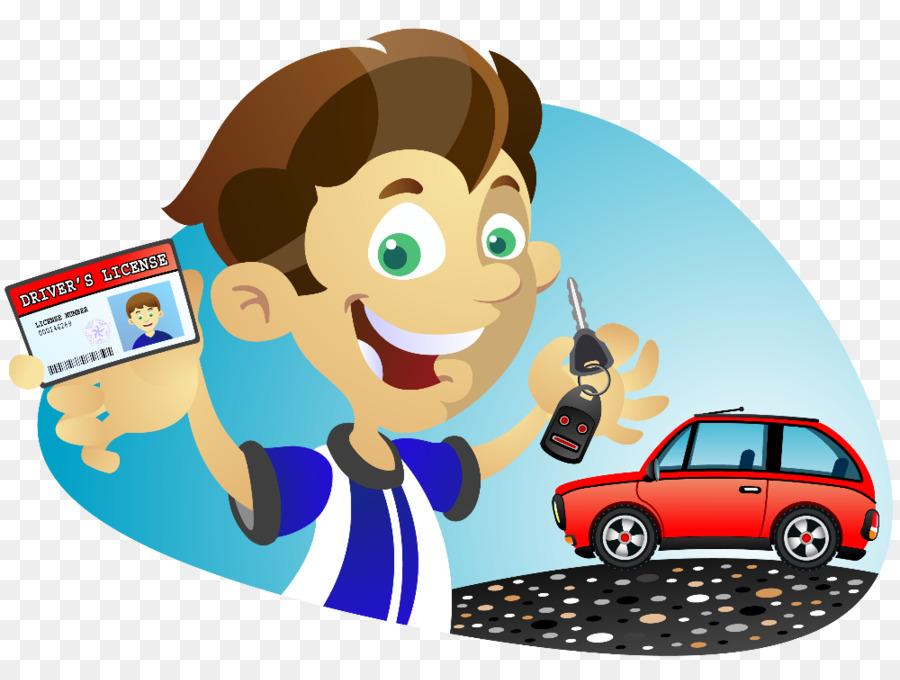 Driver clipart driving lesson. Cartoon car teacher blue
