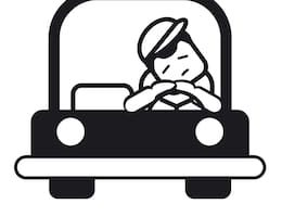 Driver clipart drowsy driving. Portal