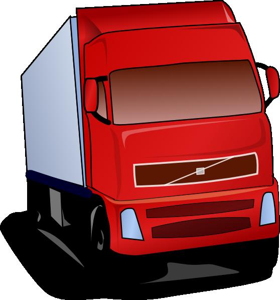 Wagon clipart freight. Truck wheeler clip art
