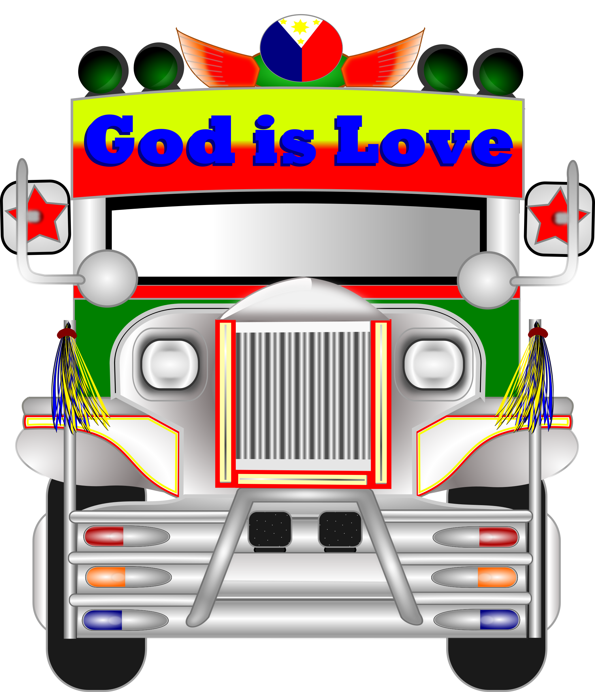 transportation clipart tricycle philippine