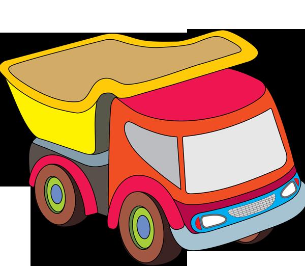 Tree clipart truck. Trucks clip art panda