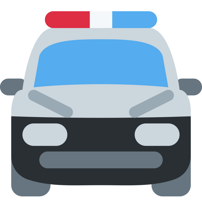 Car hubpicture pin . Driver clipart police