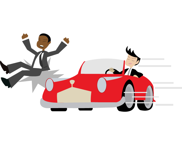 Driving reckless free on. Driver clipart profound