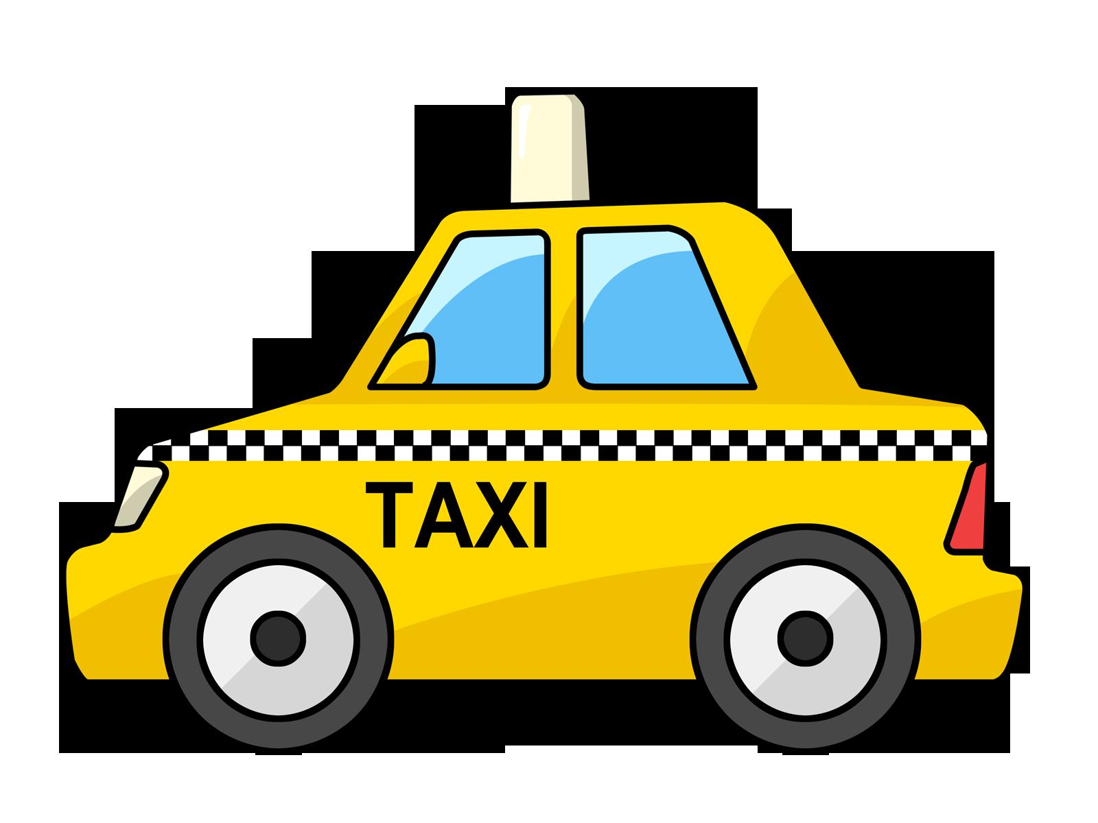 Taxi . Driver clipart profound