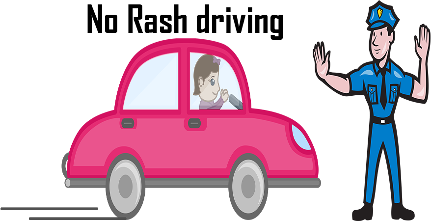 Driving clipart careless driving. Reckless free on dumielauxepices