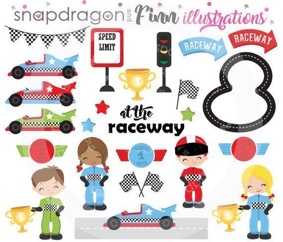 Driver clipart racer. Racing race car