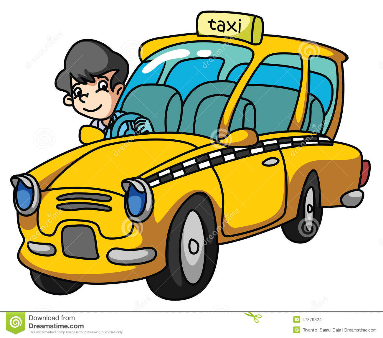 Cab free download best. Driving clipart taxi driver