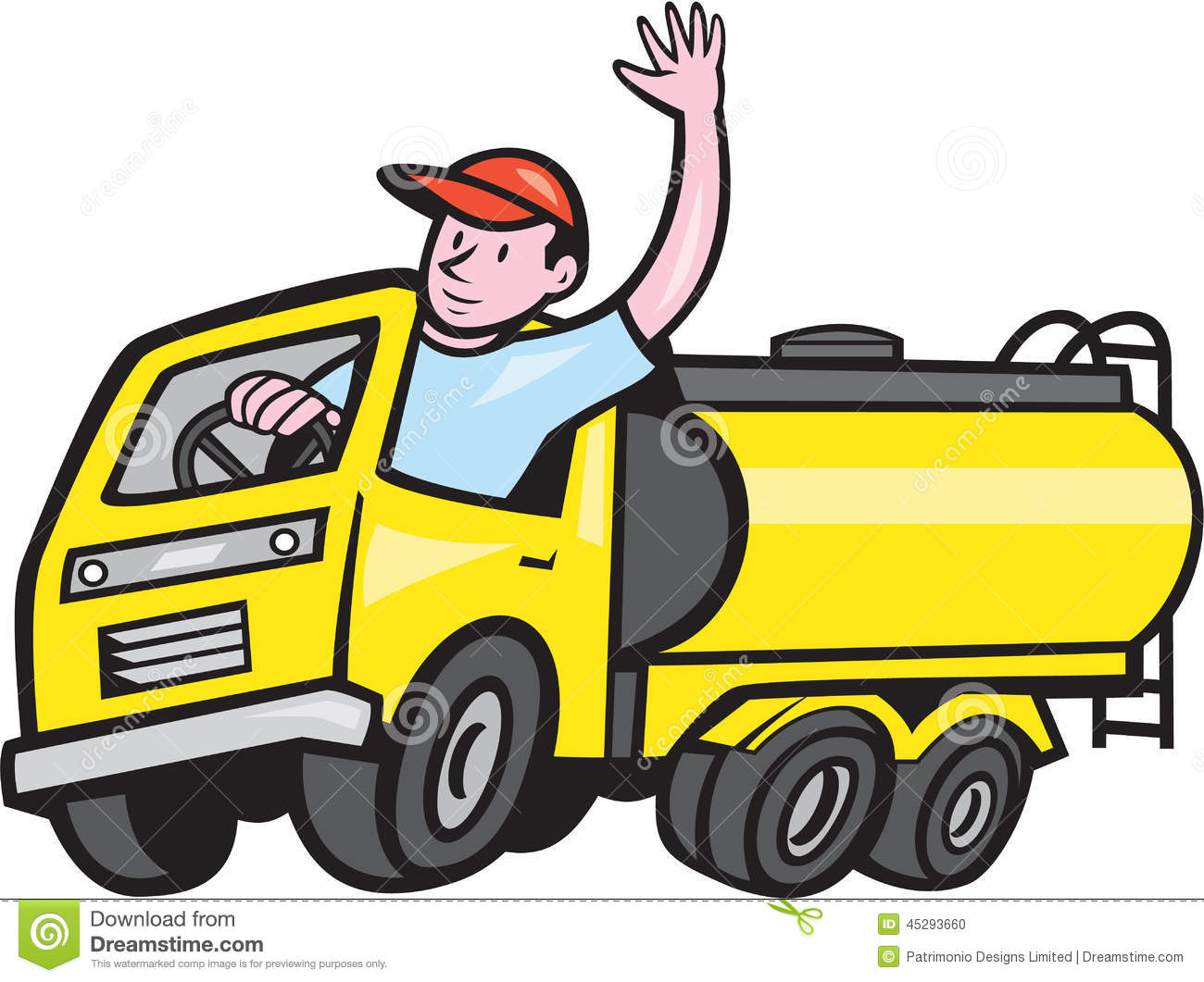 Truck free download best. Driving clipart delivery driver