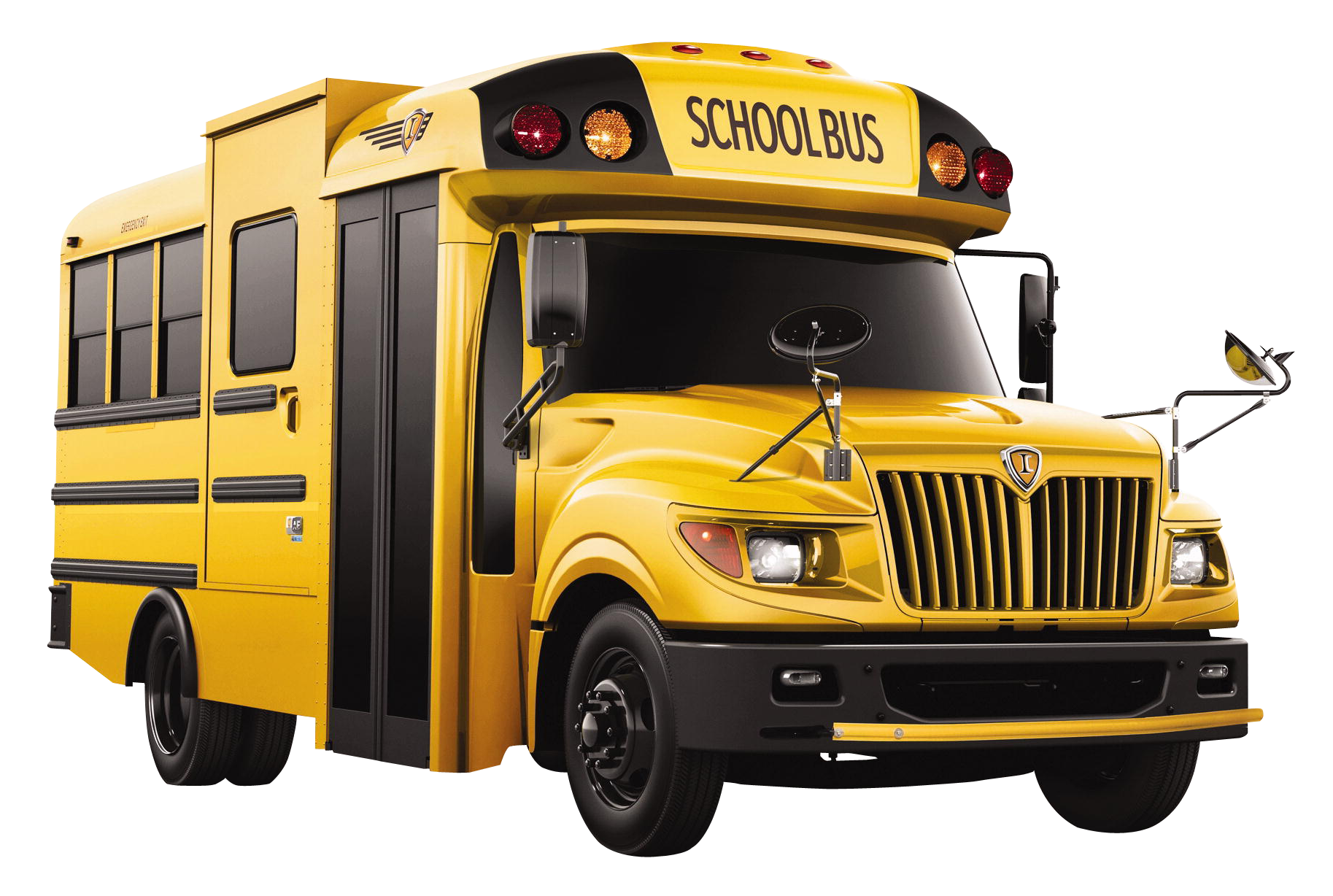 Transparent png pictures free. Driver clipart yellow school bus