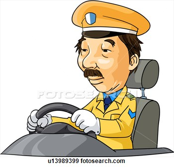 Driver clipart. Panda free images driverclipart