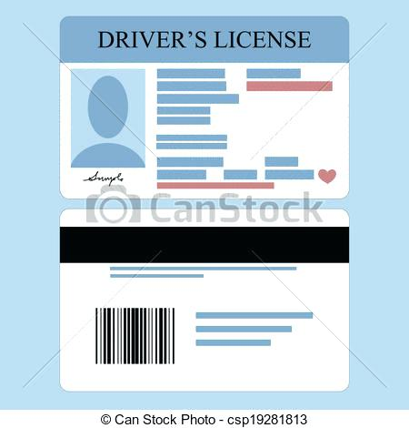 Clip art free tinymighty. Drivers license clipart