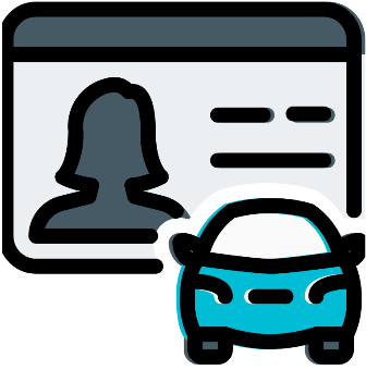 Ohio is changing their. Drivers license clipart car