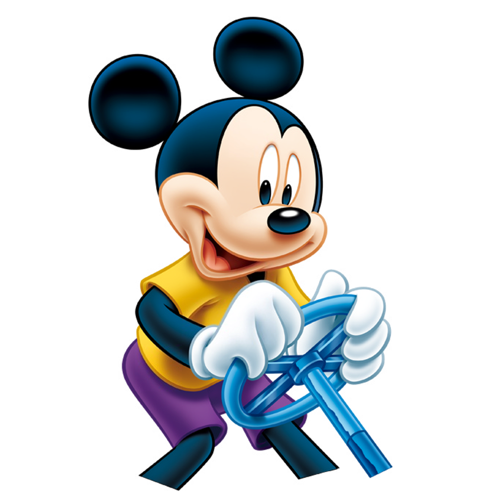 Drivers license clipart cartoon character. Mickey mouse driving png