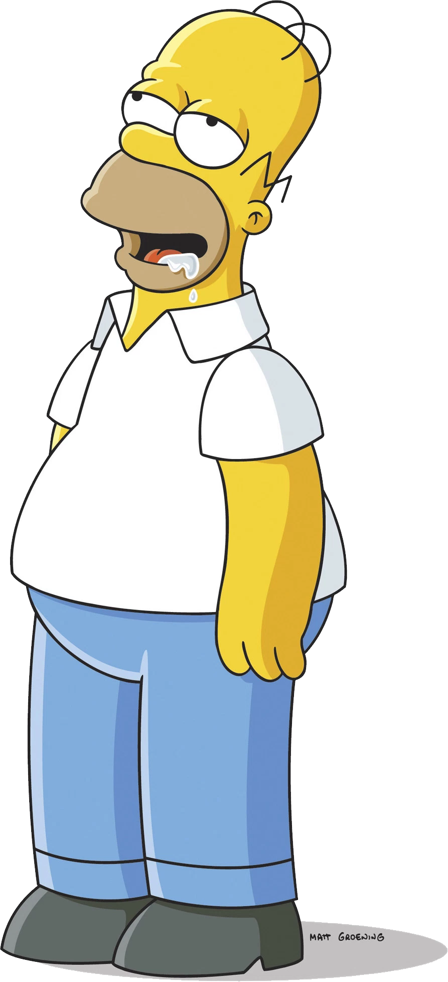 Png . Drivers license clipart homer simpson