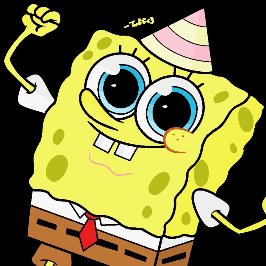 Drivers license clipart patrick. Happy birthday spongebob by