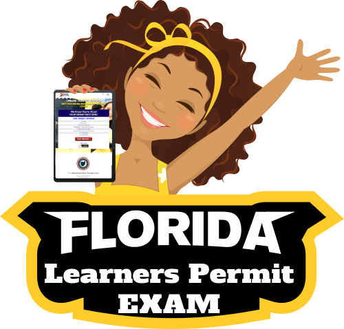 Drivers license clipart permit. Florida learner s exam