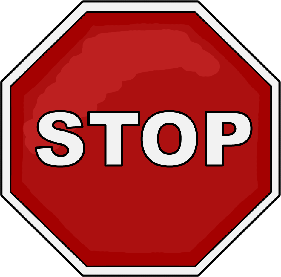 Stop sign png image. Drivers license clipart transparent