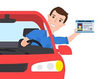 Drivers license clipart valid driver. Class alberta test restrictions