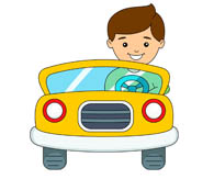 Search results for clip. Driving clipart