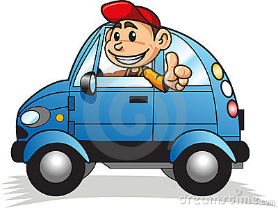 collection of boy. Driving clipart